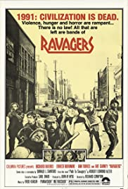 Ravagers Poster