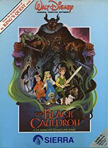 My free movie downloads The Black Cauldron by none [hddvd]