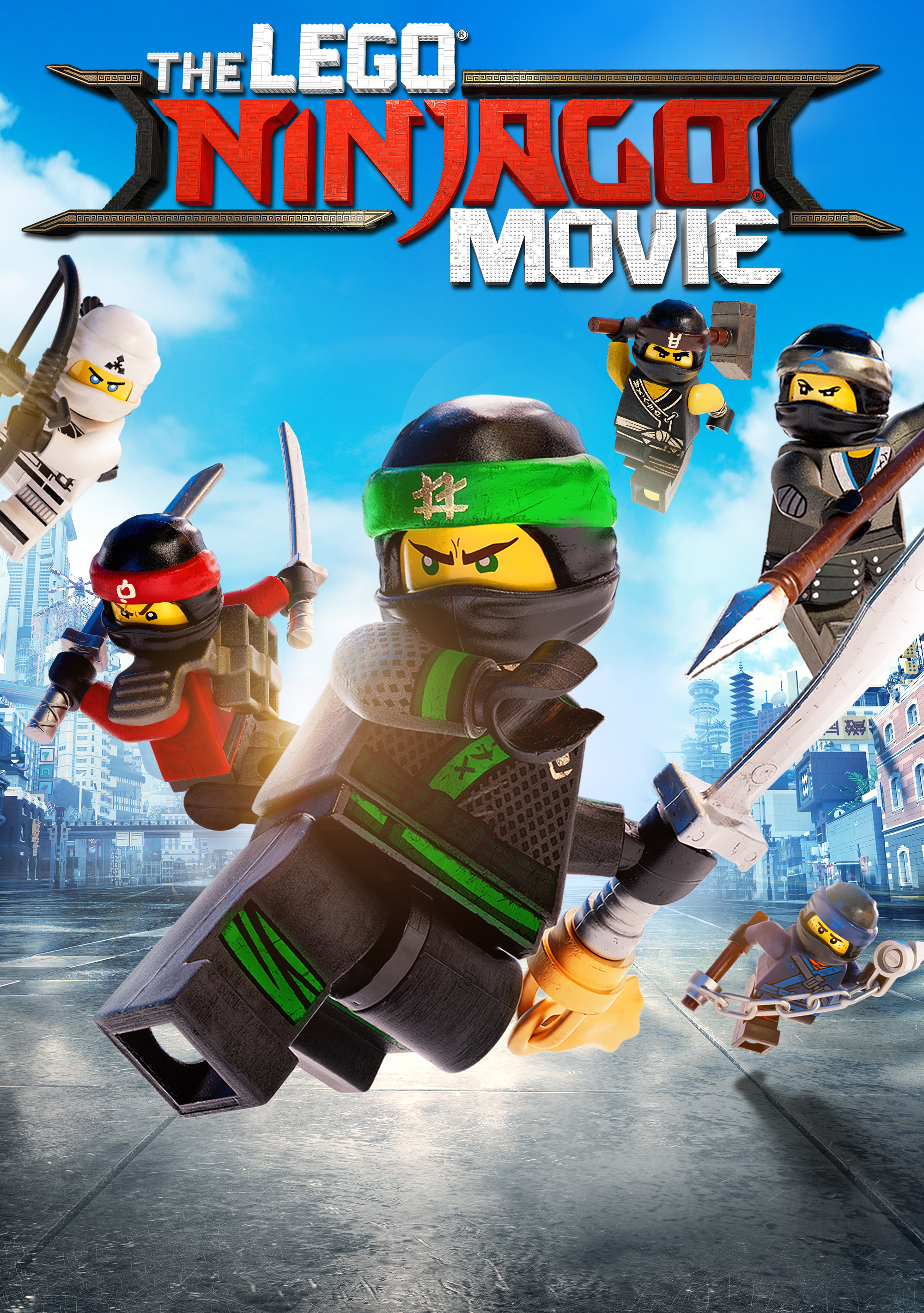 The Lego Ninjago Movie (2017) - IMDb