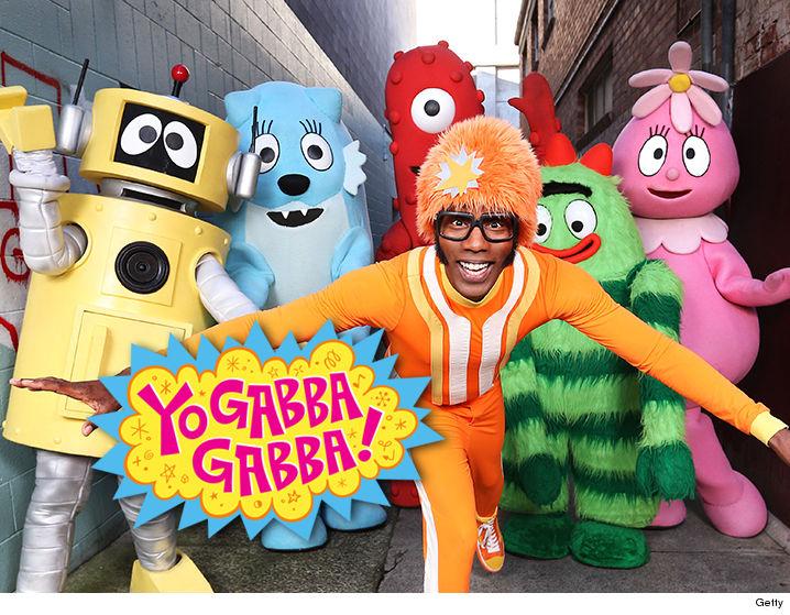 Yo Gabba Gabba 4040 Enchanting Yo Gabba Gabba Bedroom Decor