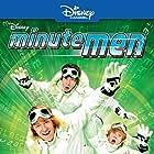 Luke Benward and Jason Dolley in Minutemen (2008)