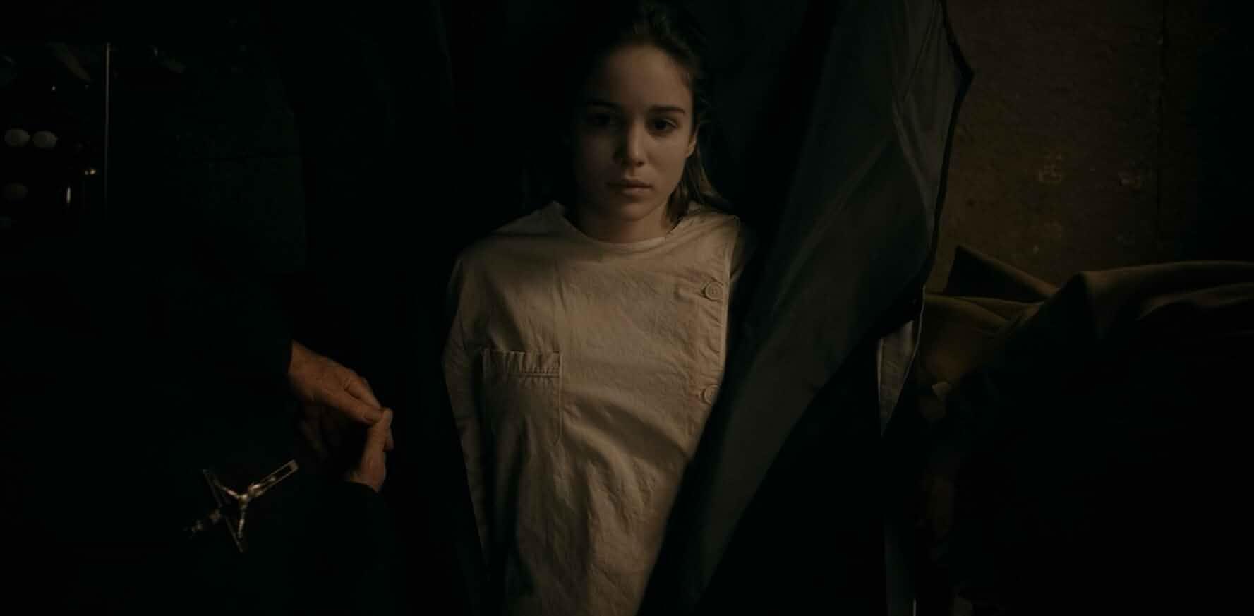 Alba Baptista in Warrior Nun (2020)
