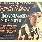 Ronald Colman in Bulldog Drummond Strikes Back (1934)