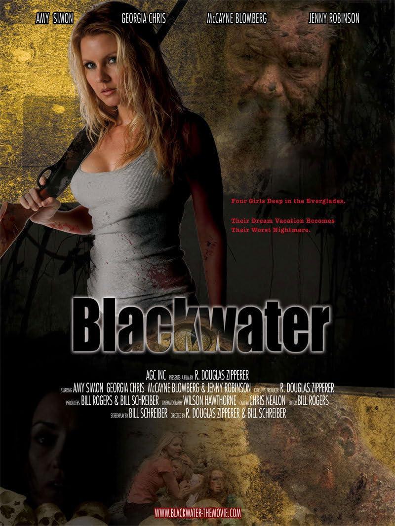 BlackWater (2018) Hindi Dubbed