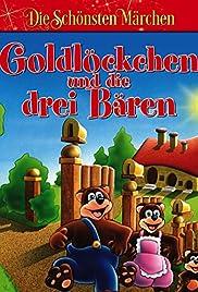 Goldlöckchen und die drei Bären Poster