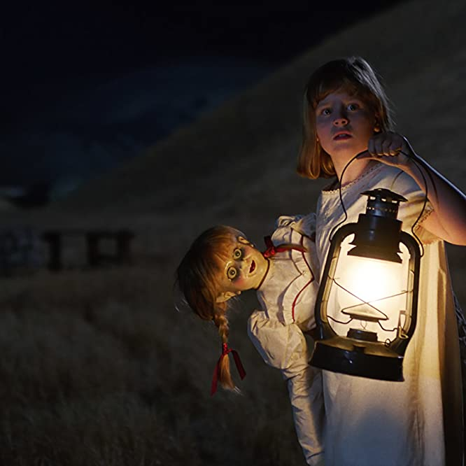 Lulu Wilson in Annabelle: Creation (2017)