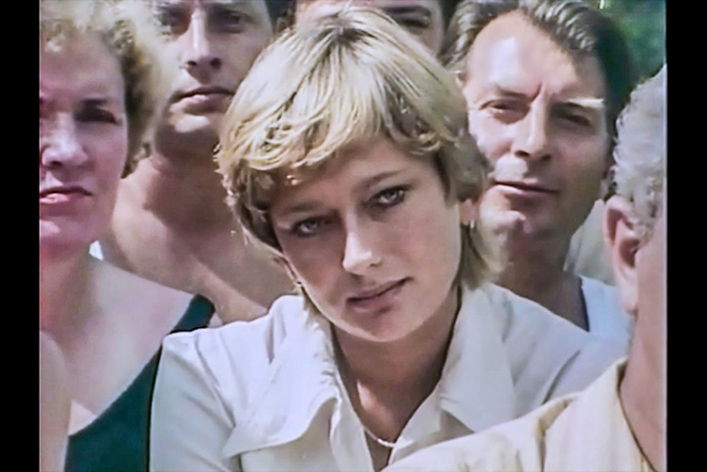 Ewa Szykulska in Wakacje (1977)