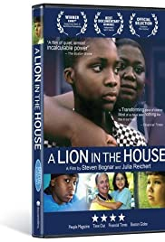 A Lion in the House Poster
