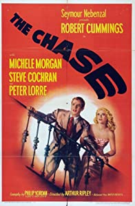 Latest action movies downloads The Chase USA [720x594]