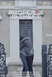 Property Is Theft Poster
