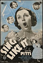 Sing and Like It (1934) Poster - Movie Forum, Cast, Reviews