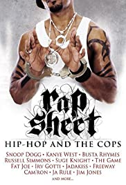 Rap Sheet: Hip-Hop and the Cops Poster