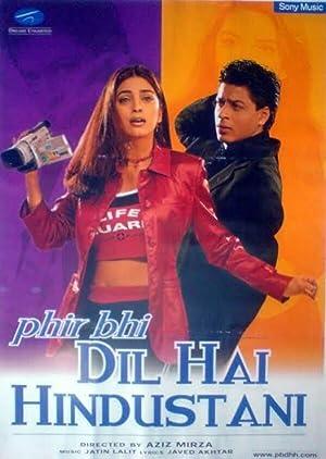 مشاهدة فيلم Phir Bhi Dil Hai Hindustani 2000 مترجم أونلاين مترجم