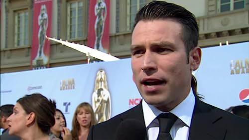 2012 Nclr Alma Awards: Rafael Amaya, The Fighter
