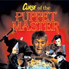 Richard Band, George Peck, and Matthew Jason Walsh in Curse of the Puppet Master (1998)