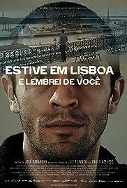 Estive em Lisboa e Lembrei de Você Poster