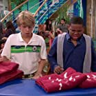 Cole Sprouse and Larramie Doc Shaw in The Suite Life on Deck (2008)