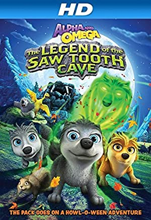 Alpha And Omega 4: The Legend Of The Saw Toothed Cave full movie streaming