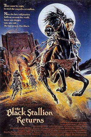 Where to stream The Black Stallion Returns