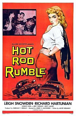 Film-Noir Hot Rod Rumble Movie