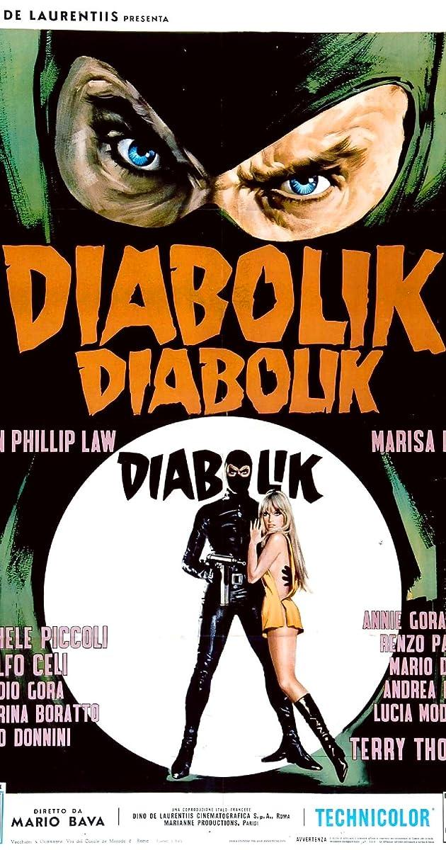 Subtitle of Danger: Diabolik