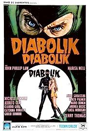 Danger: Diabolik (1968) Diabolik 1080p