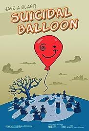 Suicidal Balloon Poster