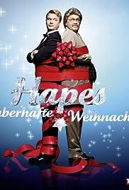 Hapes zauberhafte Weihnachten Poster