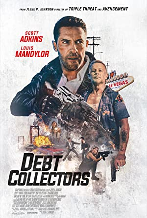 دانلود زیرنویس فارسی فیلم Debt Collectors 2020