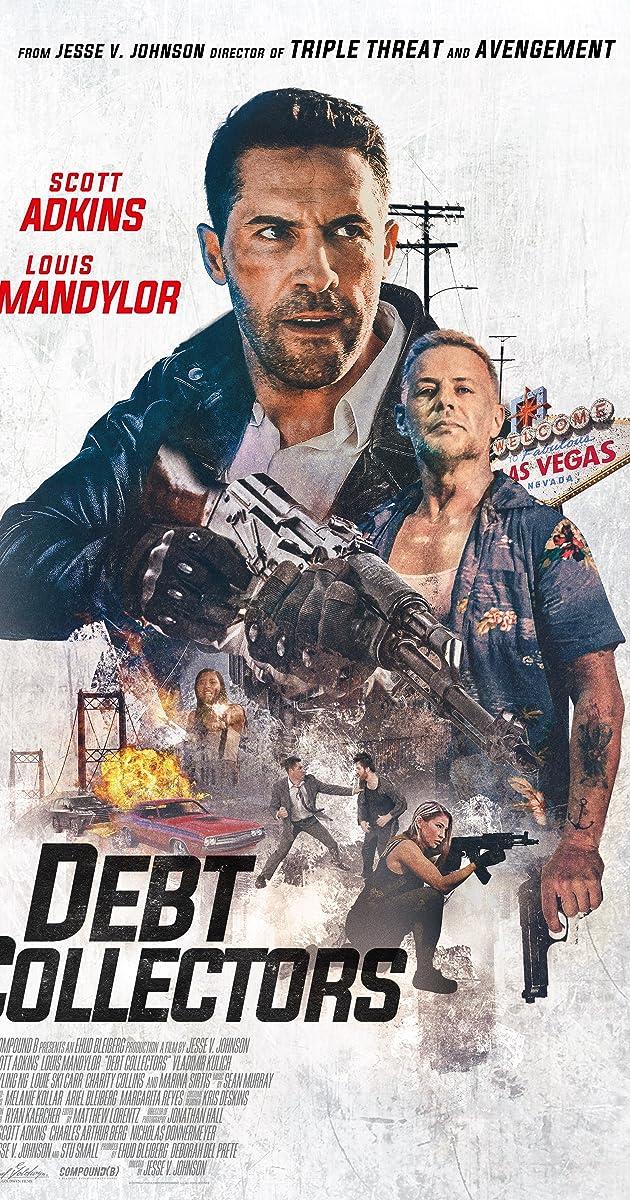 Debt Collectors (2020) [1080p] [WEBRip] [5 1] [YTS MX]