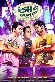 Ishq Brandy Poster