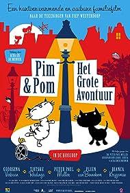 Pim & Pom: Het Grote Avontuur (2014)