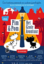 Pim & Pom: Het Grote Avontuur Poster