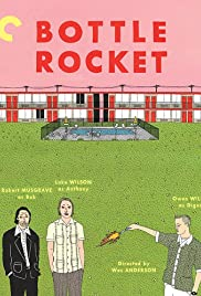 The Shafrazi Lectures, No. 1: Bottle Rocket Poster