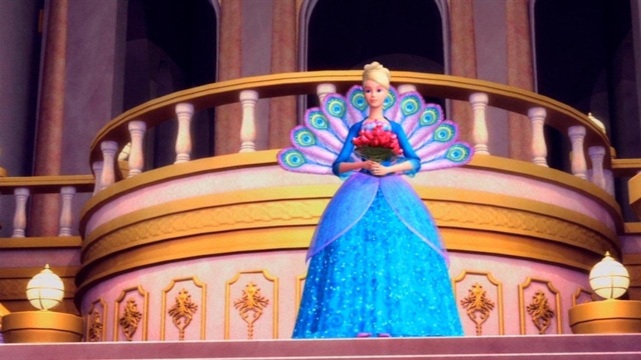 Barbie As The Island Princess 2007