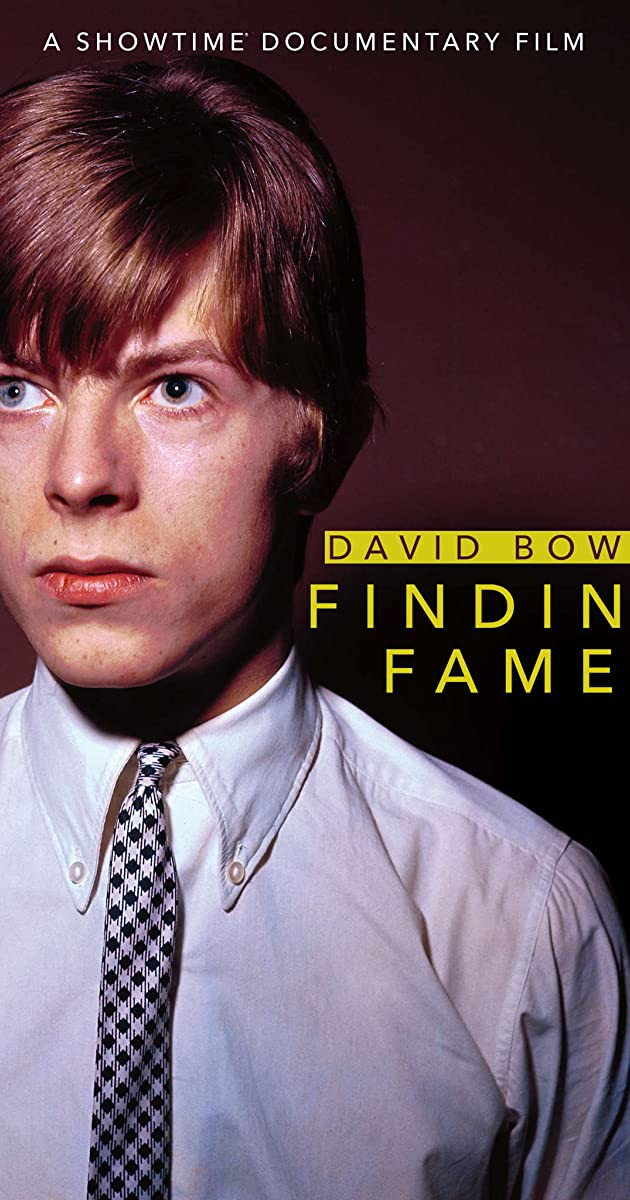 Subtitle of David Bowie: The First Five Years