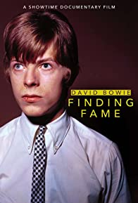 Primary photo for David Bowie: Finding Fame
