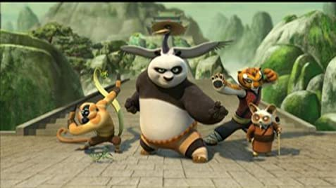 Kung Fu Panda Legends Of Awesomeness Tv Series 20112016 Imdb