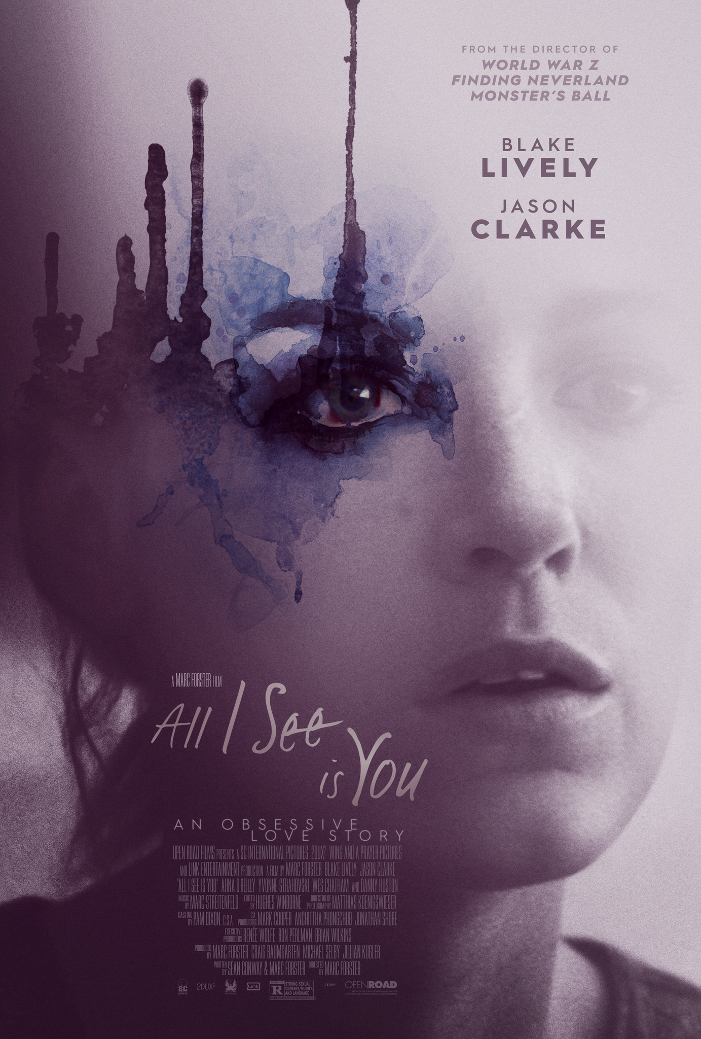 MATAU TIK TAVE (2016) / ALL I SEE IS YOU