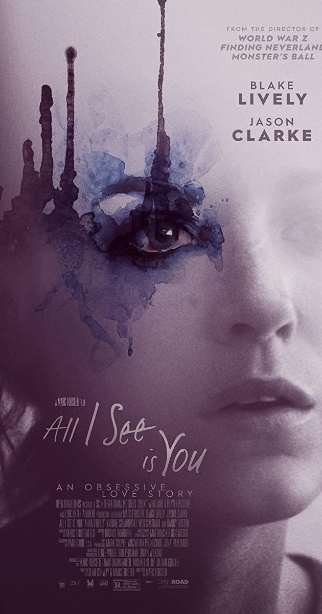All I See Is You 2016 Imdb