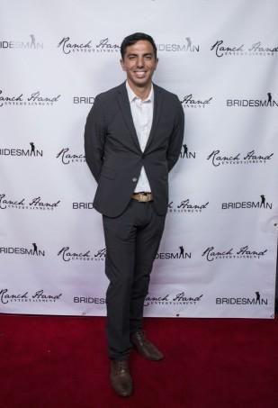 "Tony Estrada at the Premiere of ""Bridesman"""