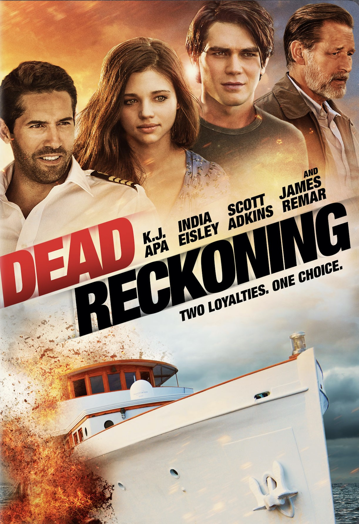 Dead Reckoning 2020 English 288MB HDRip Download