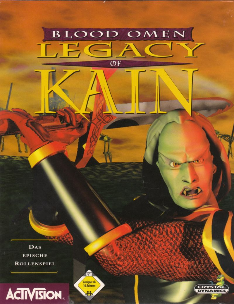 Blood Omen: Legacy of Kain (1996)