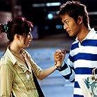 Sammi Cheng and Louis Koo in Luen seung ngei dik chong (2003)
