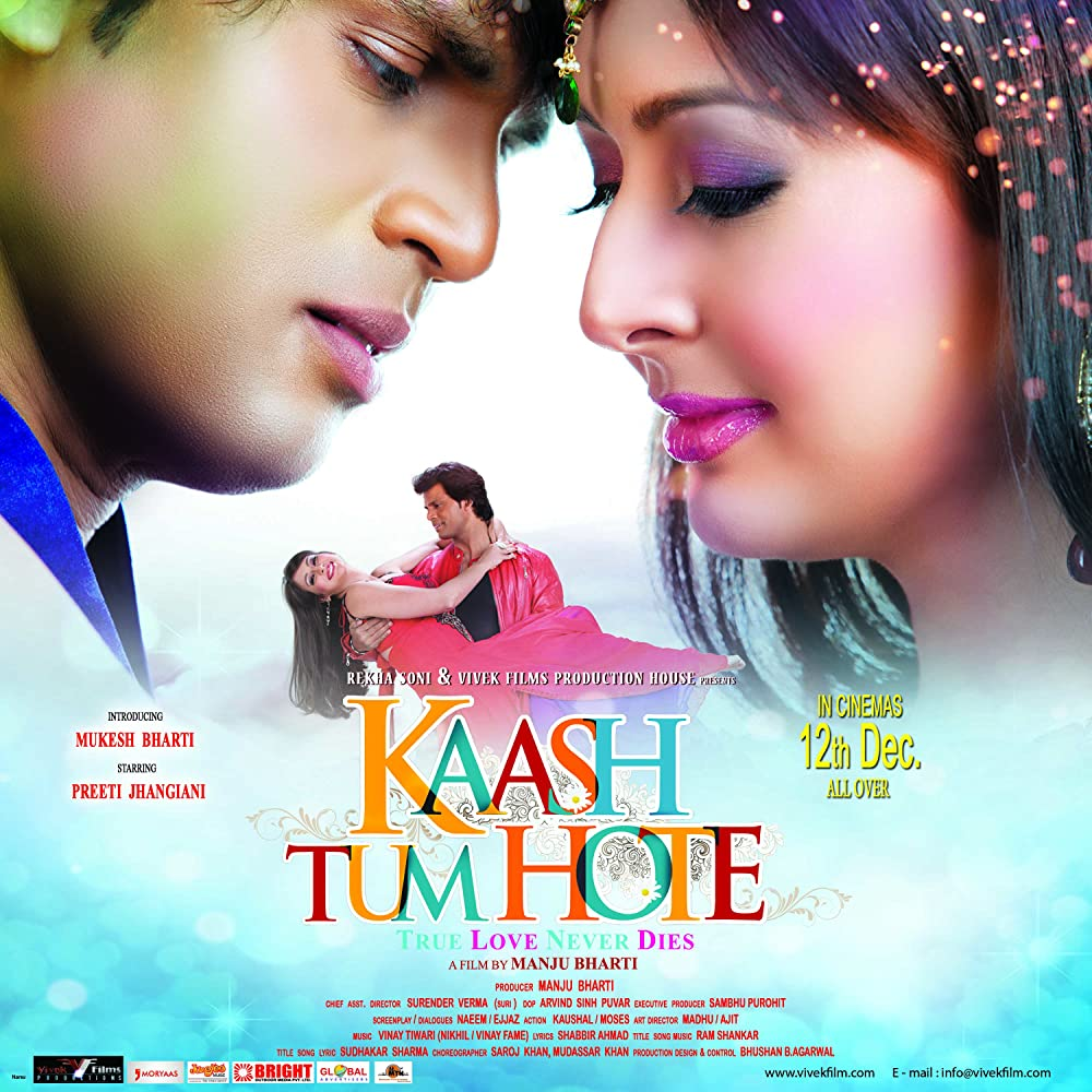 Kaash Tum Hote (2014) Hindi 720p HDRip x264 1.3GB