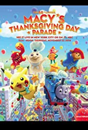 The 88th Annual Macy's Thanksgiving Day Parade Poster