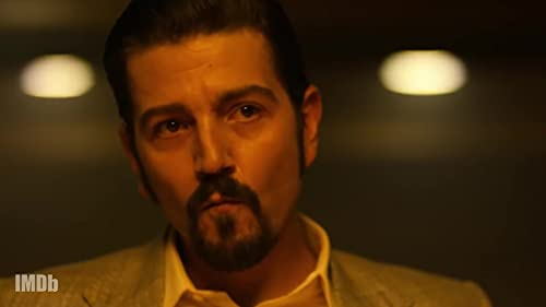 "How Diego Luna Keeps Everything Real in ""Narcos: Mexico,"" Down to the Cigarettes"