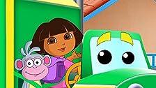 Dora and Perrito to the Rescue