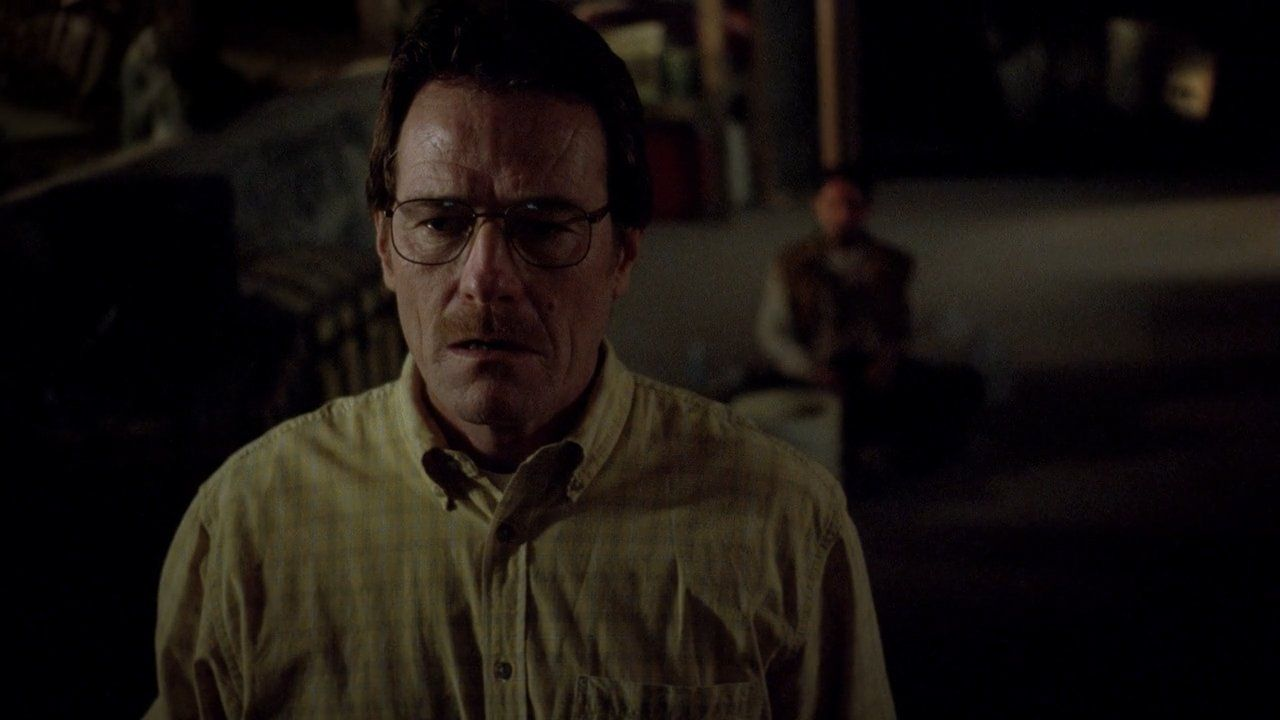Bryan Cranston and Max Arciniega in Breaking Bad (2008)