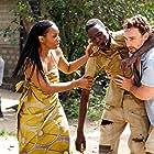 Anika Noni Rose and Joseph Mawle in Half of a Yellow Sun (2013)